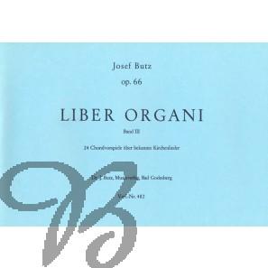 Liber Organi 3 Op.66