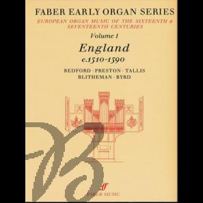 Early Organ Series Vol. 1 - England (1510-1590)
