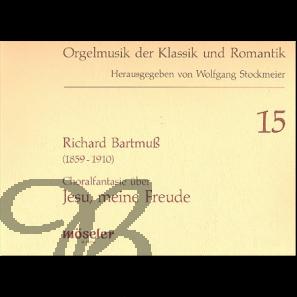 Choralfantasie über Jesu meine Freude op. 44/2
