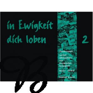 In Ewigkeit dich loben - Band 2: EG 119-286