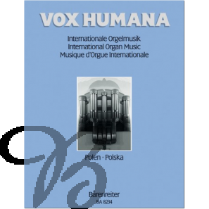 Vox Humana - Internationale Orgelmusik Band 4: Polen