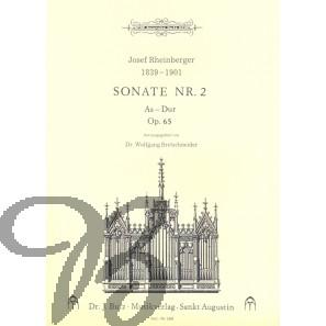Sonate nr. 2 As-Dur op.65