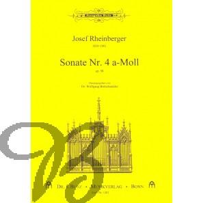 Sonate Nr.4 a-moll op.98