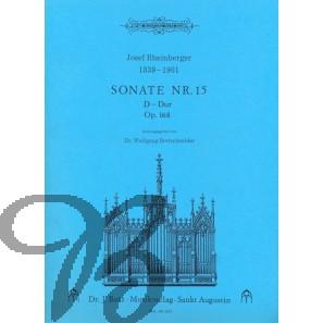 Sonate nr.15 D-Dur op.168