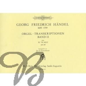 Orgeltranskriptionen, heft 2