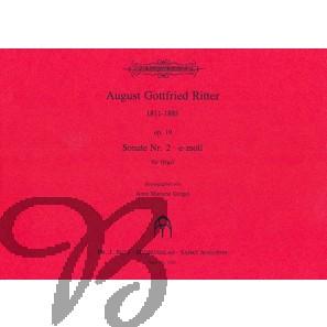 Sonate Nr.2 e-moll op.19