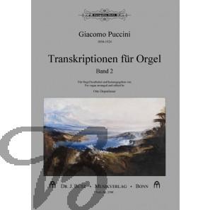 Transkriptionen für Orgel, band 2