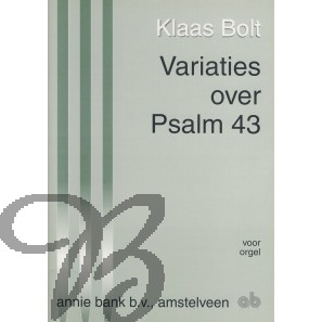 Variaties over Psalm 43