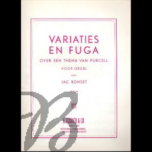 Variaties & fuga over een thema van Purcell, op.155
