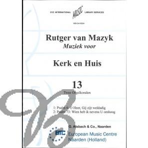 Muziek voor Kerk en Huis 13