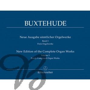 Sämtlicher Orgelwerke 3 (Neue ausgabe)