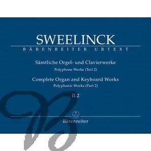 Sämtliche Orgel- und Clavierwerke II.2: Polyphone Werke (Teil 2)