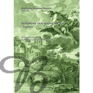"""Symphony in C major, KV 551 """"Jupiter"""""""