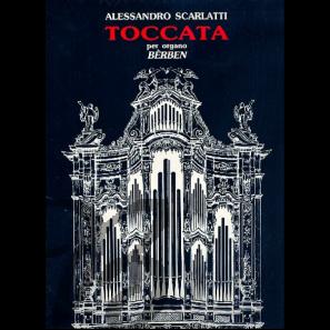 Toccata per organo en La maggiore