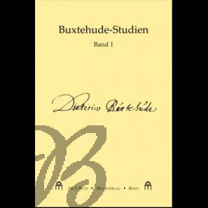 Buxtehude-Studien Band 1 - Koopman, Ton