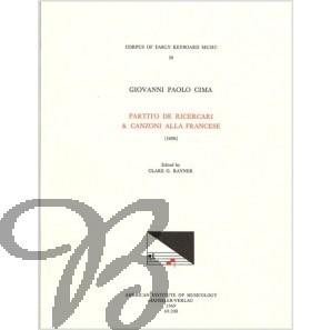 Partito de Ricercari & Canzoni alla Francese (1606)