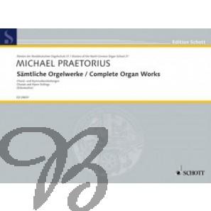 Sämtliche Orgelwerke (Choral- und Hymnusbearbeitungen)
