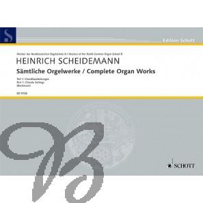 Sämtliche Orgelwerke, vol. 1