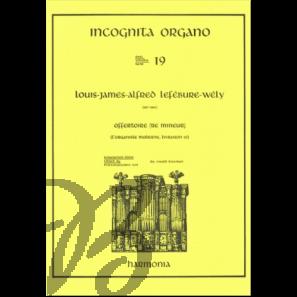 Offertoire (ré mineur)