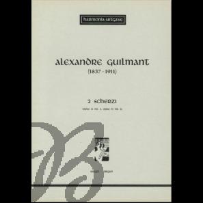 2 Scherzi (op.16 nr.4 & op.55 nr.2)