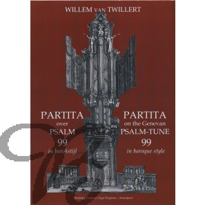 Partita over Psalm 99 in barokstijl