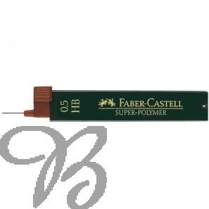 Potloodstiften Faber Castell 0.5mm HB