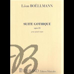 Suite Gothique op.25 - Boëllmann, Léon (1862-1897)