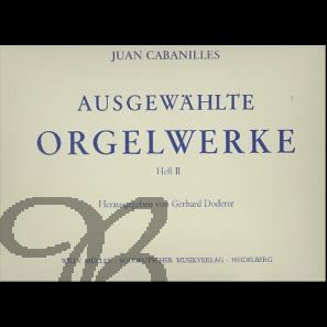 Ausgewählte Orgelwerke bd.2
