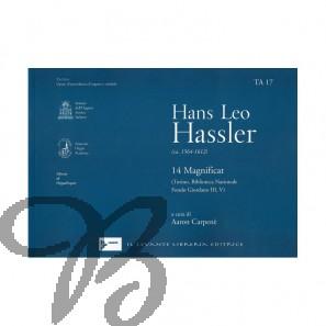 14 Magnificat (dall'intavolatura d'organo tedesca di Torino)