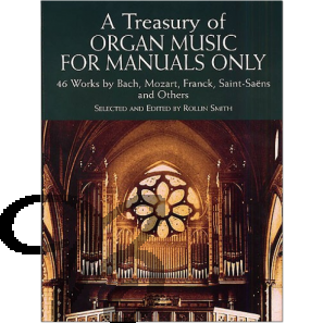 A treasury of organ music for manuals only - Collection