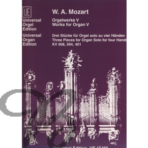 Orgelwerke bd.5