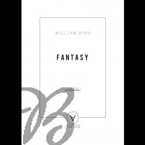 William Byrd – Fantasie in a - Byrd, William (1543-1623)