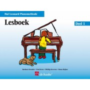 Hal Leonard Pianomethode, Deel 1 - Lesboek