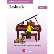 Hal Leonard Pianomethode, Deel 2 - Lesboek