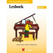 Hal Leonard Pianomethode, Deel 3 - Lesboek