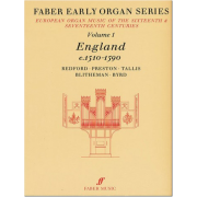 Early Organ Series Vol. 1 - England (1510-1590)