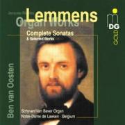 J.N. Lemmens: Organ Works