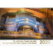 """Orgelkalender """"Die schönsten Orgeln der Welt"""""""
