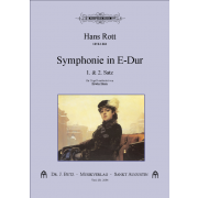 Symphonie in E-Dur 1. & 2. Satz