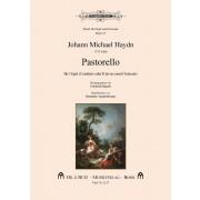 Pastorello für orgel (cembalo / klavier) und orchester