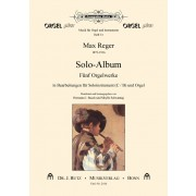 Solo-Album - Fünf Orgelwerke