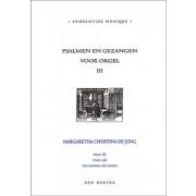 Psalmen en Gezangen voor orgel 3