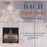 Johann Sebastian Bach: Organ Works