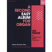 A Second Easy Album for organ - Collection