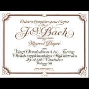 Oeuvres Complètes pour Orgue, Vol. 3 (ed. Marcel Dupré)