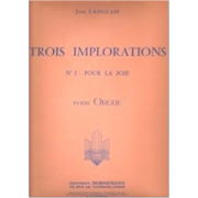 Trois Implorations (no. 1)