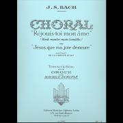 """Choral """"Werde munter, mein Gemüthe"""" (Extrait de la Cantate No.147)"""