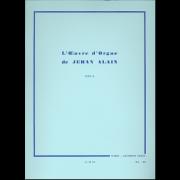 L'Oeuvre d'orgue 2 - Alain, Jehan (1911-1940)