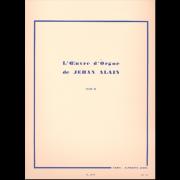 L'Oeuvre d'Orgue 3 - Alain, Jehan (1911-1940)