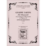 Sei Concerti del Sig. Tartini, op. 4, Vol. 1